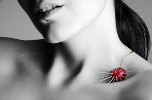 Cherry III by Stridsberg