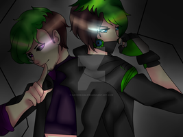 Anti and Jack by DayDreamLife0