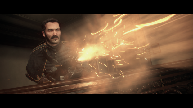 The Order: 1886 4 by gamephotography