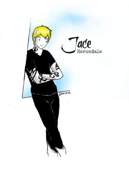 Jace Herondale by SoyDavo