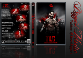 WWE TLC 2011 Cover V2 by BiggertMedia
