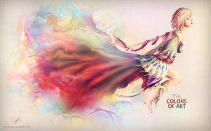 The colors of ART by iEvgeni