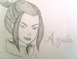 Sly Azula by Cordelia-Lien