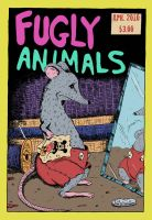Fugly Animals Colored by oh-the-humanatee