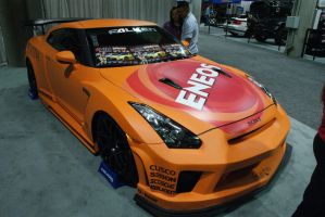 Super modified GTR by nuttbag93