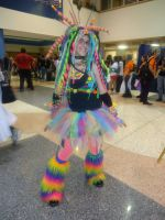 Saturday Metrocon Raver Outfit by German-Blood