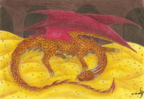 Smaug by Love-Only-Knows