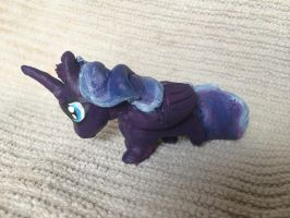Lil Luna Sculpture by chuckitty