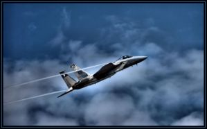 F-15 Eagle by TThealer56