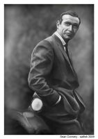 Sean Connery by SATTISH