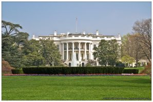 WDC - White House by jpgmn