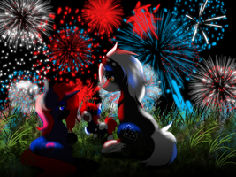 Happy -late- 4th by ThaMutt