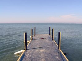 The Dock by soulesslouisa