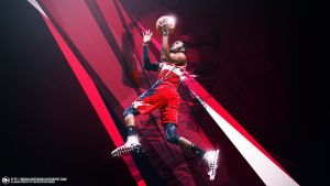 John Wall wallpaper by michaelherradura
