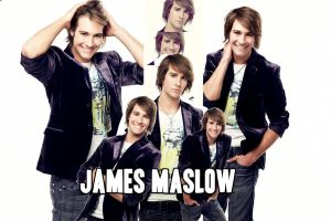 WallPaper de James Maslow #2 by JaquelBTR