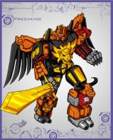 Predaking by Wegons