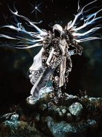Tyrael the Herald Angel by fresco-child