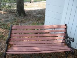 Bench 2 by LittleRebel-Stock