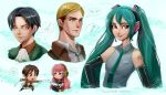 Attack on Vocaloid by Jeff-Mahadi