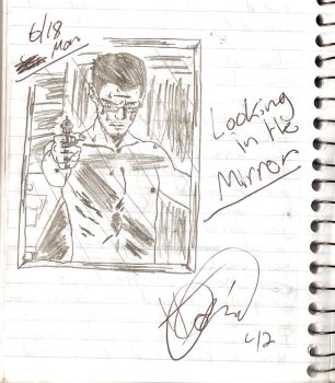 Journal Entry by WerewolfMichael