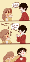 cT: Boxing Lesson by Pinaydoll