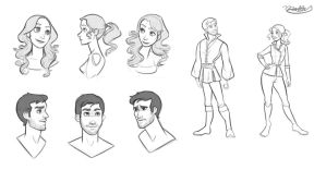 Captain Swan Animated by satterm