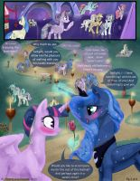 Royal Sketchbook: HnHD Page 3 by SilFoe