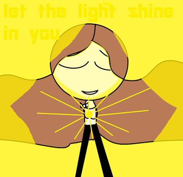 Let The Light Shine In You by ponyfancaptian