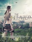 The Hunter Free Photoshop Tutorial by Andrei-Oprinca