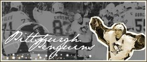 Pittsburgh Penguins by underthelights