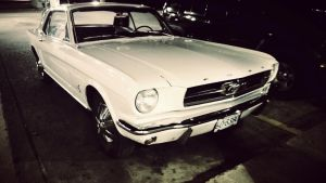 65 ford mustang by AmorouxSkiLodge