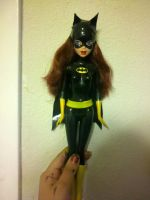 Doll I painted :) by MaRMaR21490