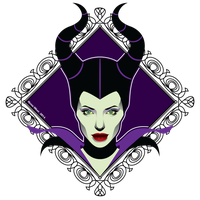 Maleficent by AlyOh