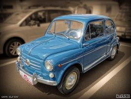 Fiat 600 by PaSt1978