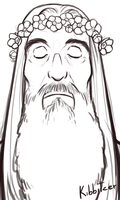 Patootie Saruman by Kibbitzer