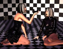 Latex and Licorice 1 by silverexpress