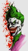 Day 2 Joker by wheels9696