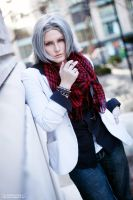 What do you want? - Gokudera Cosplay by ExtremeNikita