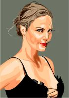 Charlize Theron 2 by madstoner