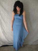Blue Dress 16 by aceoni-koronue-stock