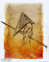 Pyramid Head by Crazzity