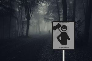 Don't Pick Up Hitch Hikers by zsocreed