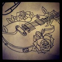 Guitar by ScoutLC