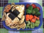onigiri bento by plainordinary1