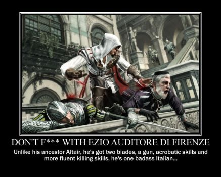 Don't F--- with Ezio by Volts48