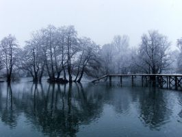 a Winter day ..V by Sky-DIver