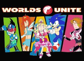 Worlds Unite Wallpaper 1 by isaacyeap