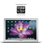 Mac OS X Lion Launchpad Icon by xXmatt69Xx1