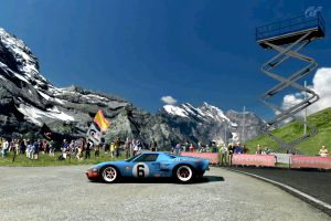 Ford GT40 by whendt