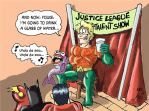 It Never Gets Old Making Fun of Aquaman by Smigliano